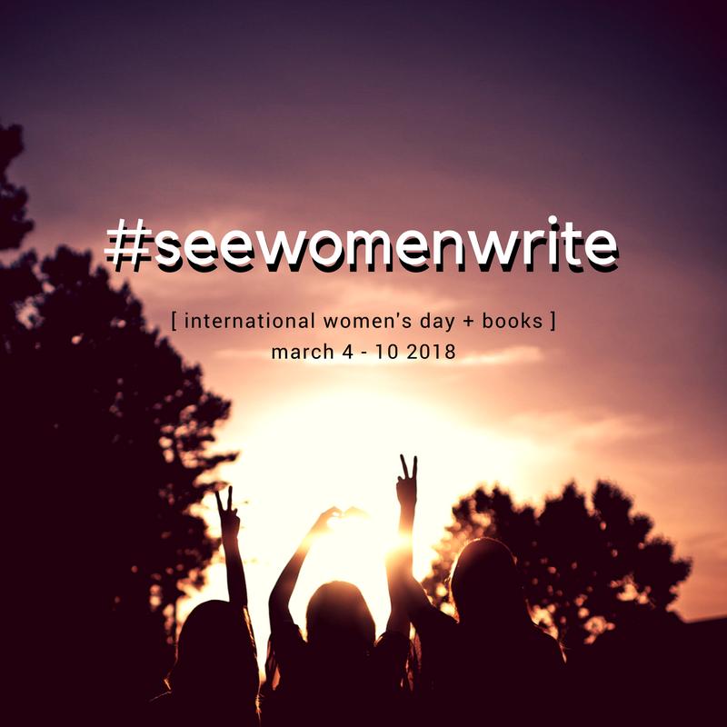 #seewomenwrite